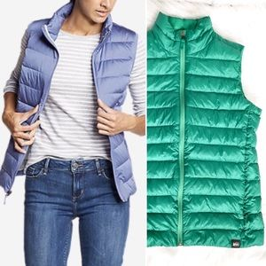 REI Green Dawn Filled Vest Size M or Youth